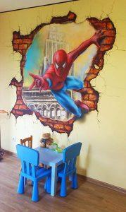 Malowanie artystyczne - dziecięce