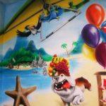 Malowanie atystyczne - ściany