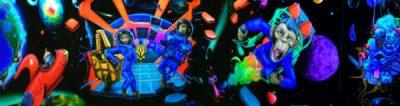 Malowanie artystyczne - UV